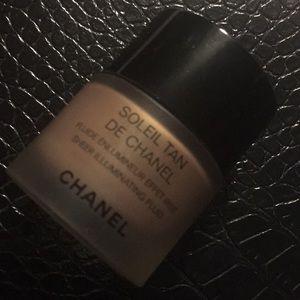 Chanel Soliel Tan De Chanel